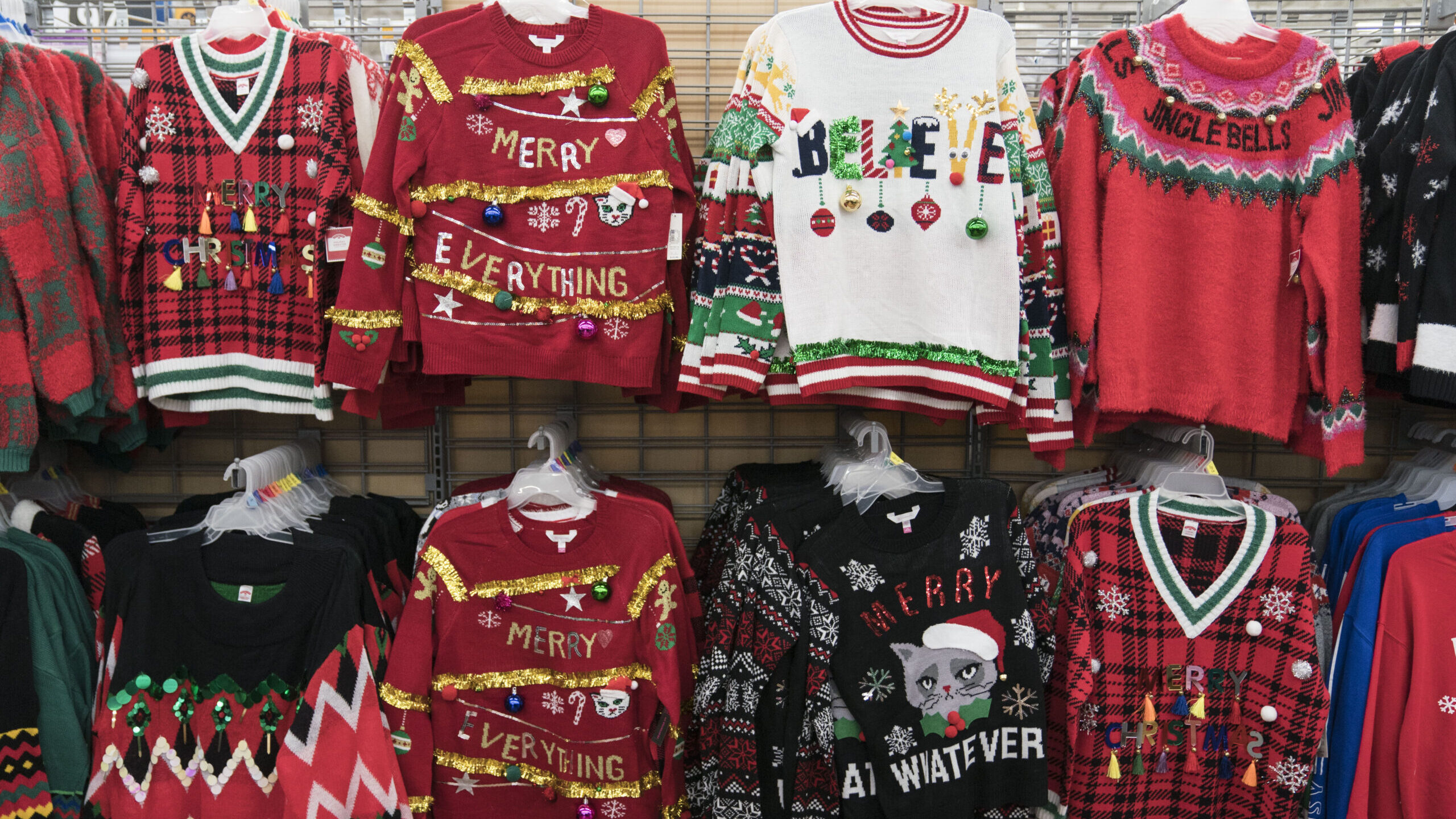 Ugly Is the New Cool: Celebrate Ugly Christmas Sweater Day