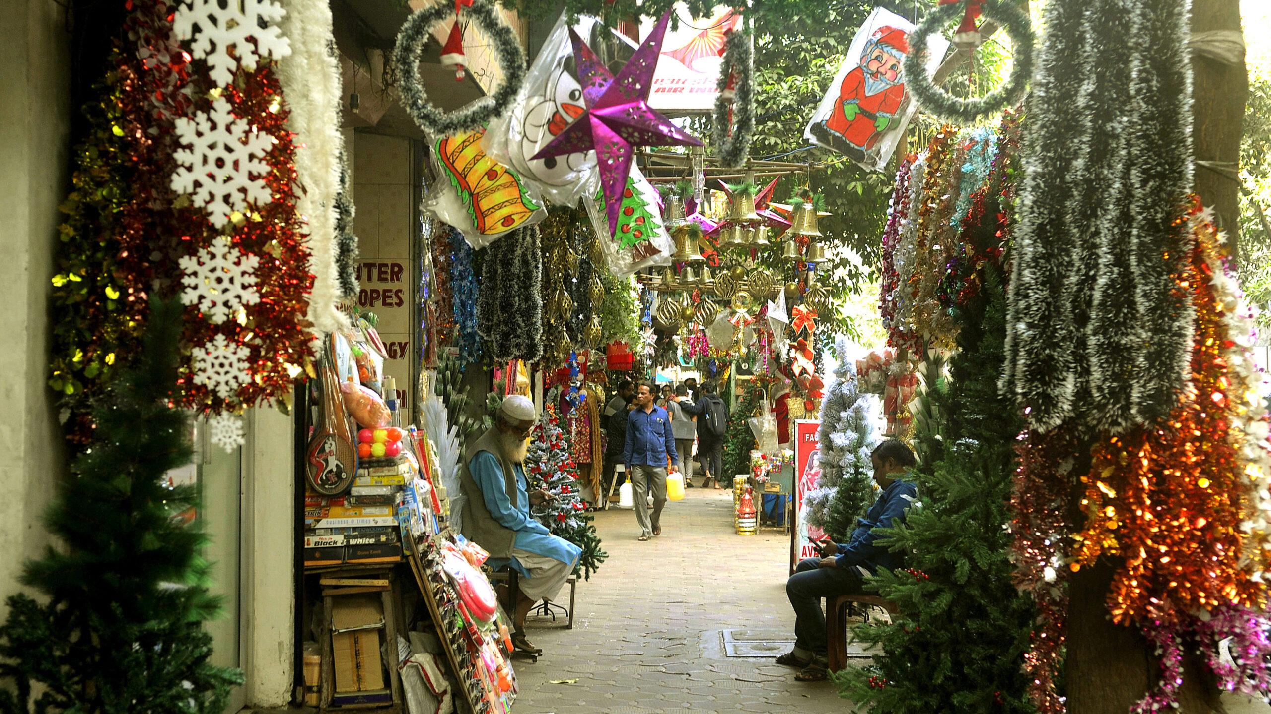 Flaming pudding and carols — Christmas the Anglo-Indian way