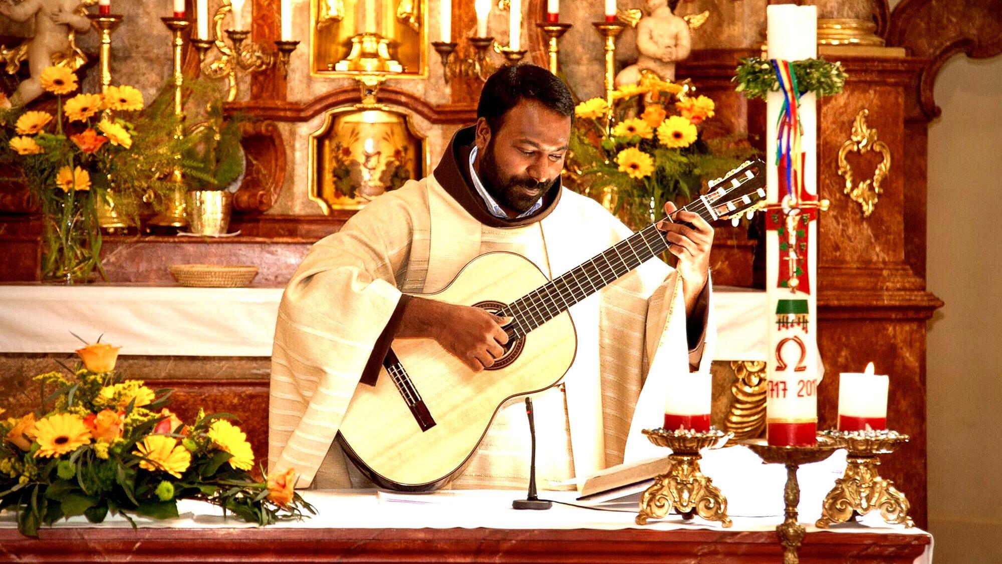VIDEO: Rapping Monk Seeks to Spread Spiritual Word