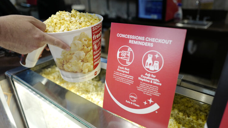 Why Is Popcorn the Star in Theaters?