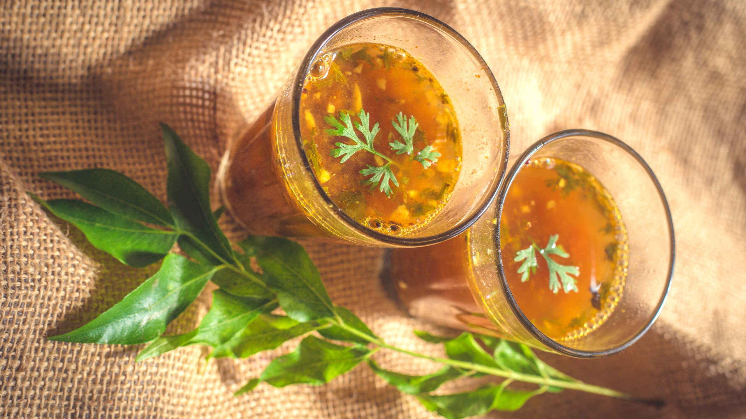 Spicy South Indian Drink Hot Favorite in the US
