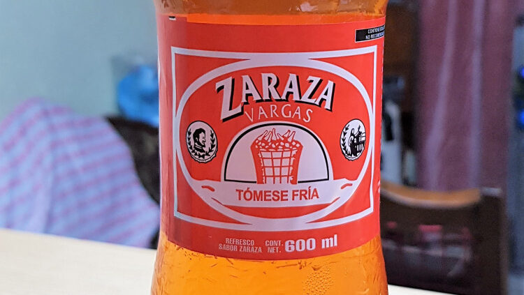 Zaraza Vargas, a Local Soft Drink with Loyal Fans