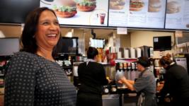 Los 15  McDonald's de Carmen Solano