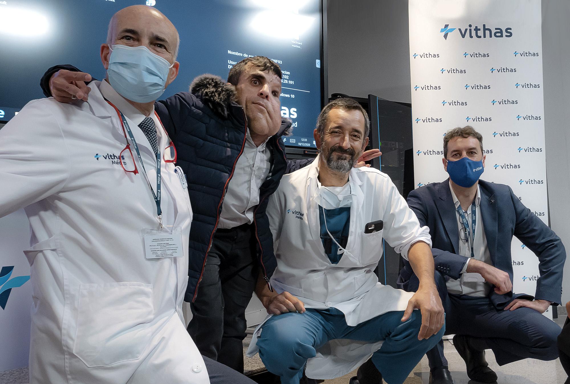 Surgeon Removes 29-Pound Tumor to Give Man New Life