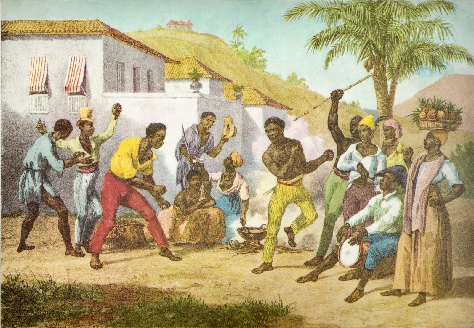 La Capoeira, una expresión de esclavitud, arte y lucha