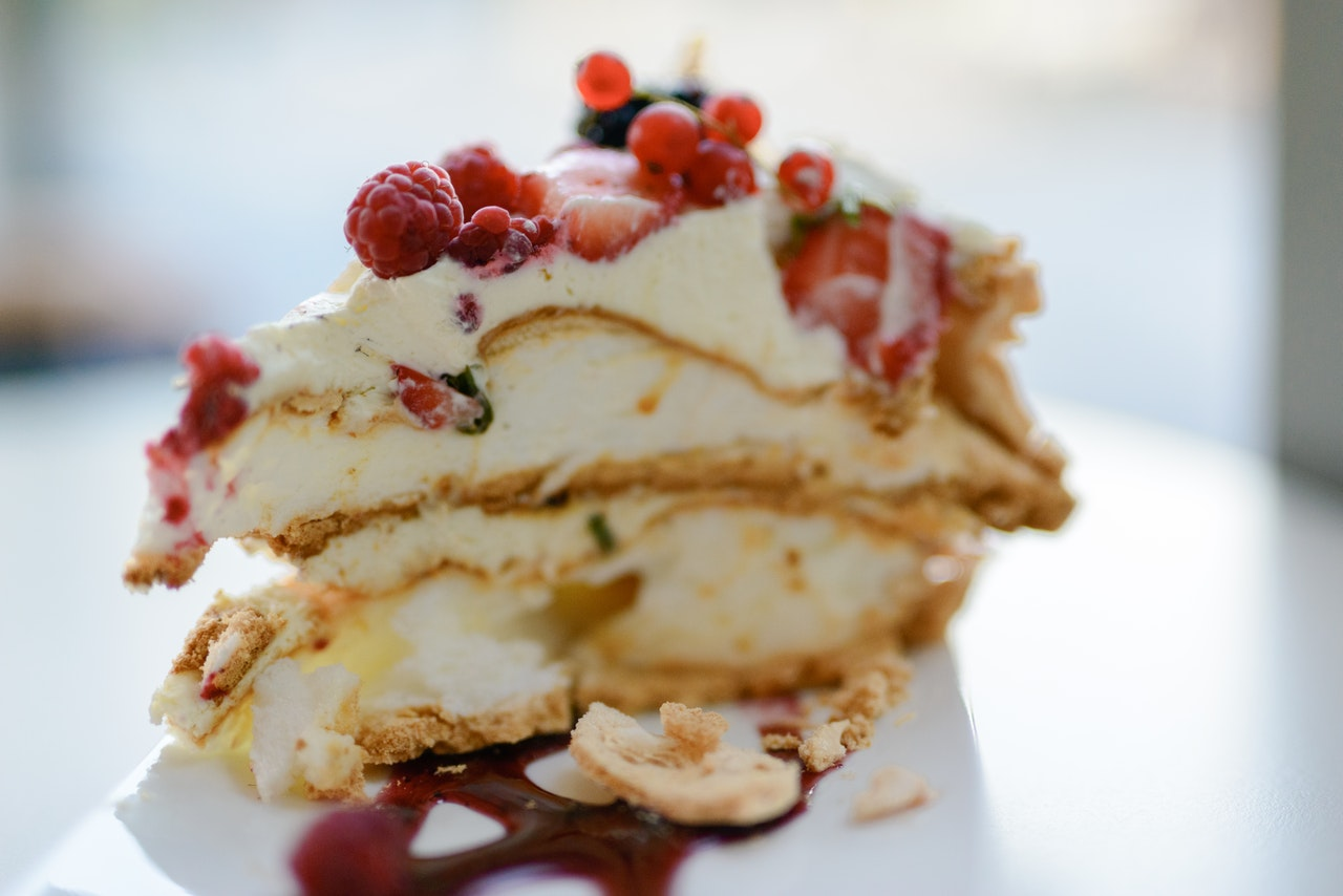 What's the Origin of the English Icebox Cake?