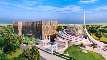 Futuristic Design of Ayodhya's New Mosque Sparks Debate