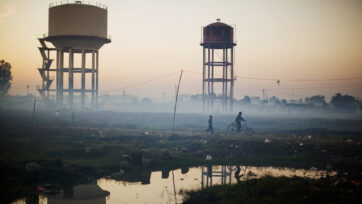 Toxic Gas Leak Kills 4 at Indian Factory