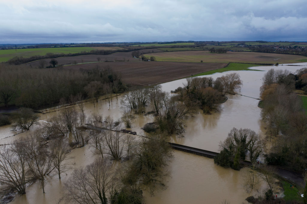 Floods Devastate Southern France, Rivers Overflow