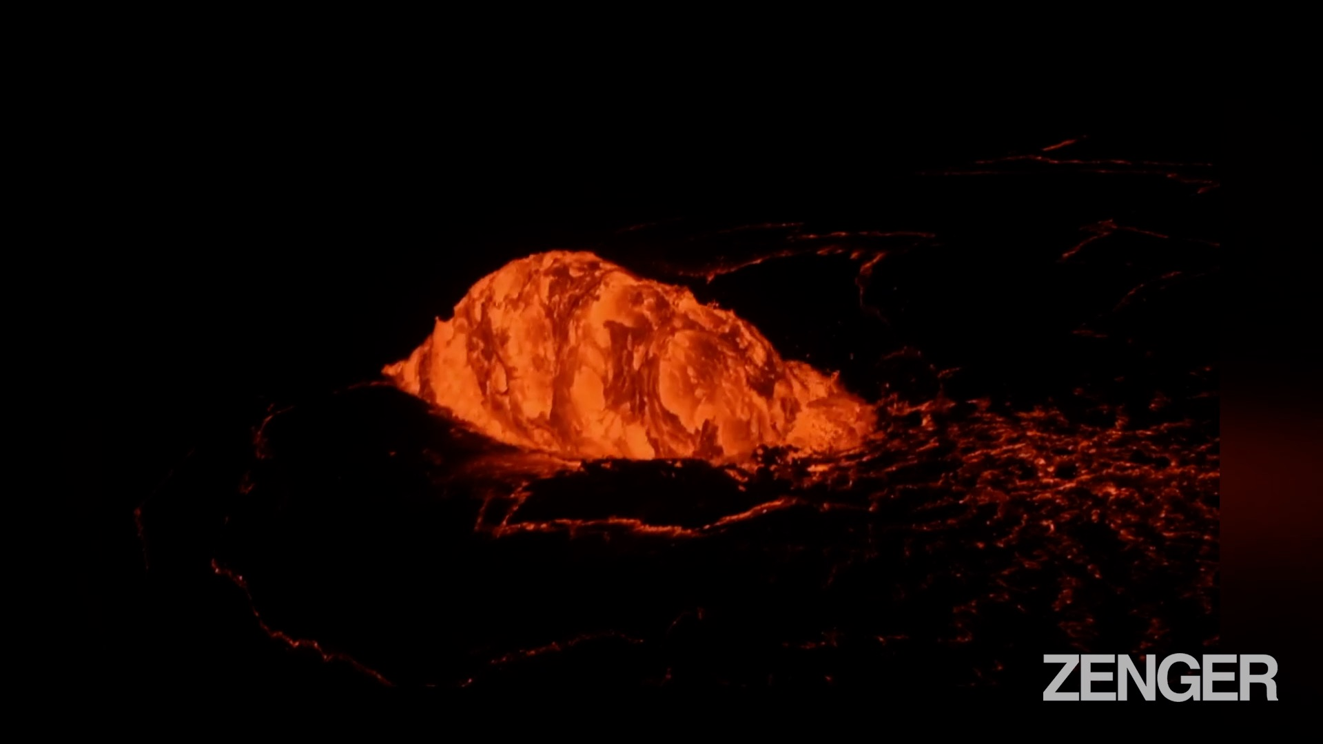 VIDEO: Lava Land: Huge Dome of Molten Lava From Hawaiian Volcano