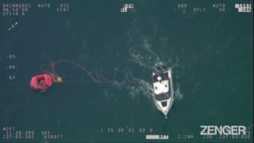 Yachtsman rescued