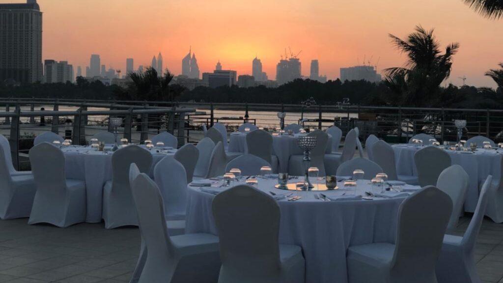 How Dubai Temporarily Became a Fairytale Wedding Destination for Israelis