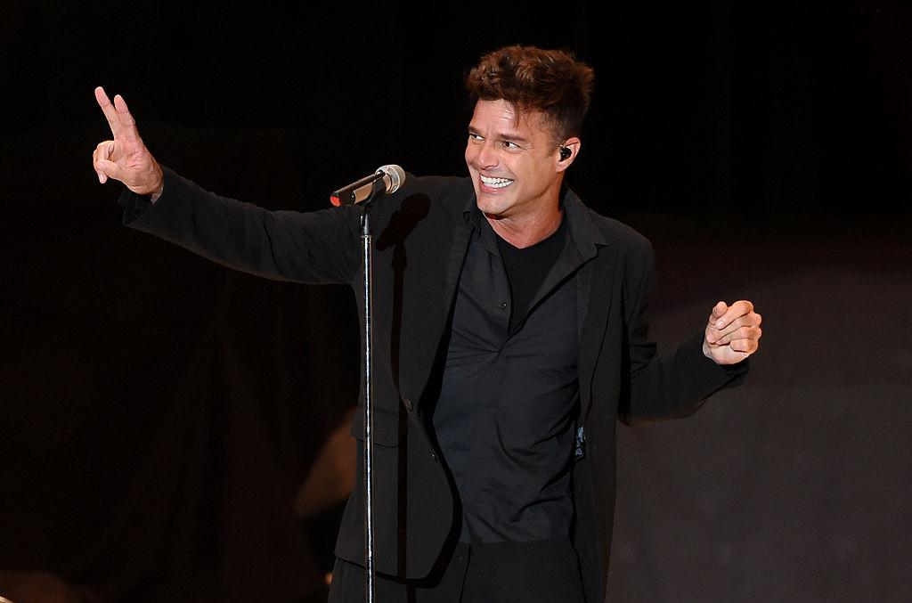 Ricky Martin, el cantante de 'La Vida Loca', premiado por su labor por la paz