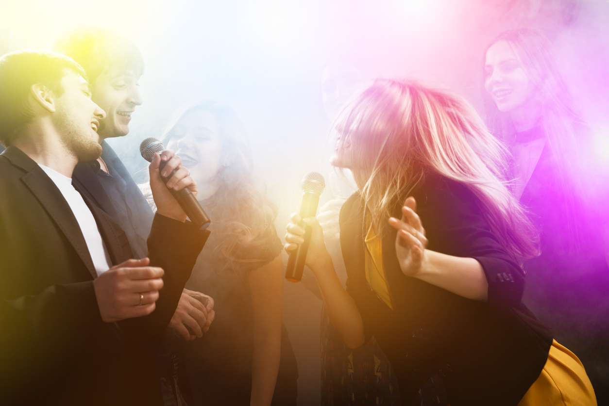 Karaoke Machines: A 1970s Revolution in the Entertainment Industry