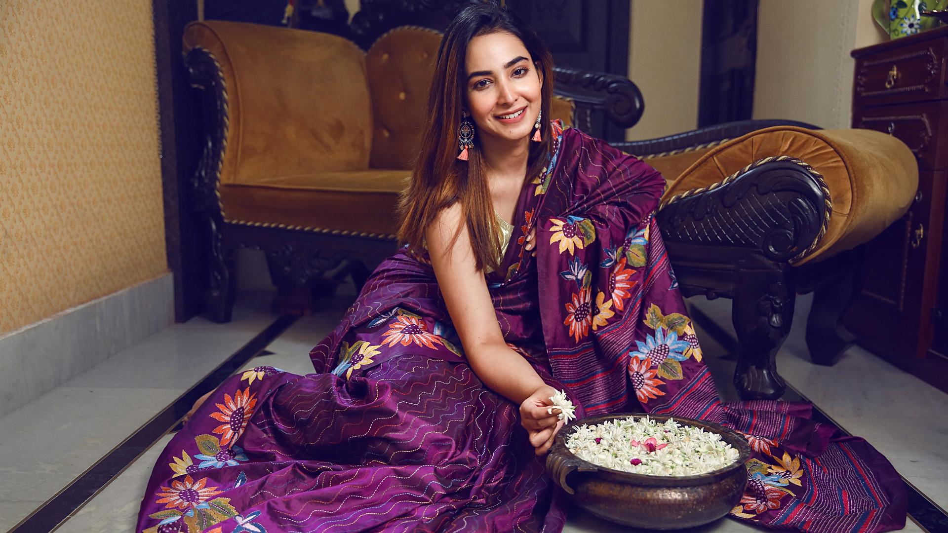 Stitching Designer Dreams With Kantha
