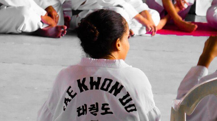 El taekwondo, más que un deporte