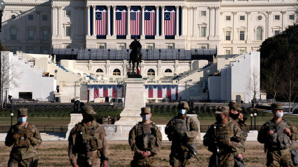 U.S. Military Renews Effort To Root Out Extremists Following Deadly Capitol Riot