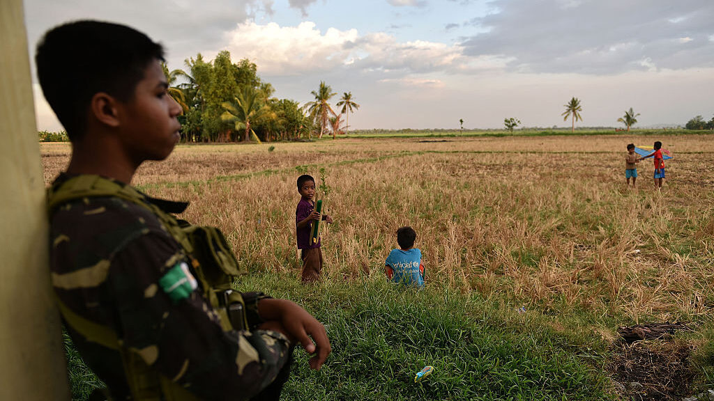 Philippines' Poorest Region Teeters On The Edge of Instability As It Recovers From Civil War