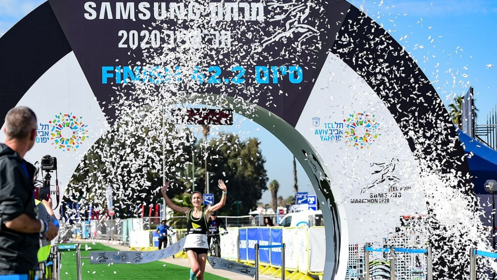 Running In Place: Tel Aviv Marathon Goes Global