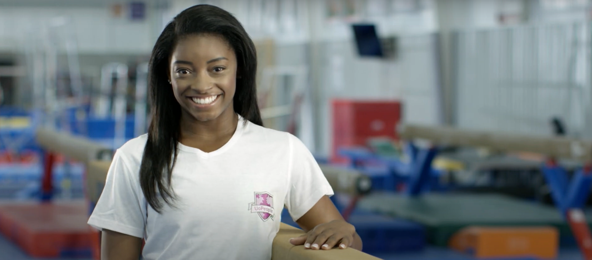 An Education Without Student Debt Has Even Olympic Champion Simone Biles Studying Online