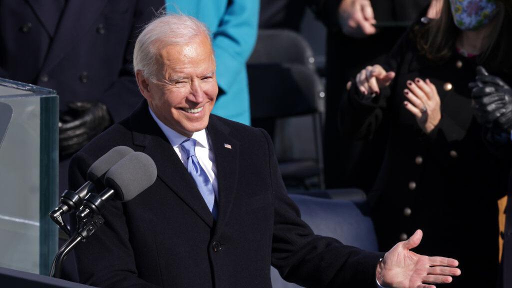 Muted Biden–Harris Inaugural Bends To Pandemic As Trump Flies South