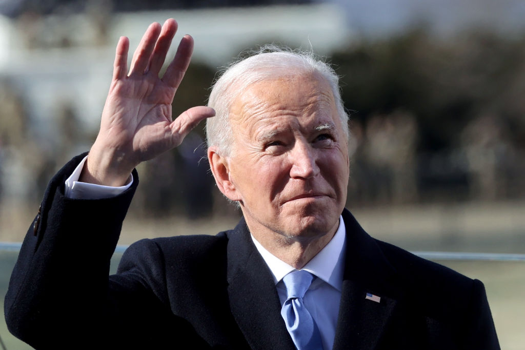 Joe Biden Promises New Tone And Priorities In Inaugural Address
