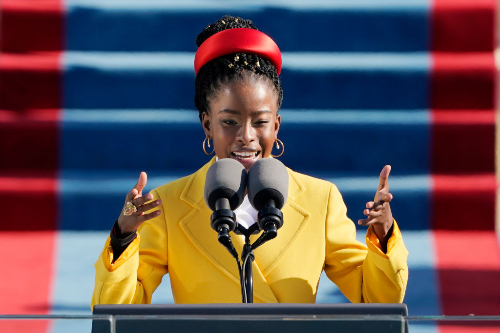 Youth Poet Laureate Becomes Instant Celebrity After Reading At Biden Inauguration