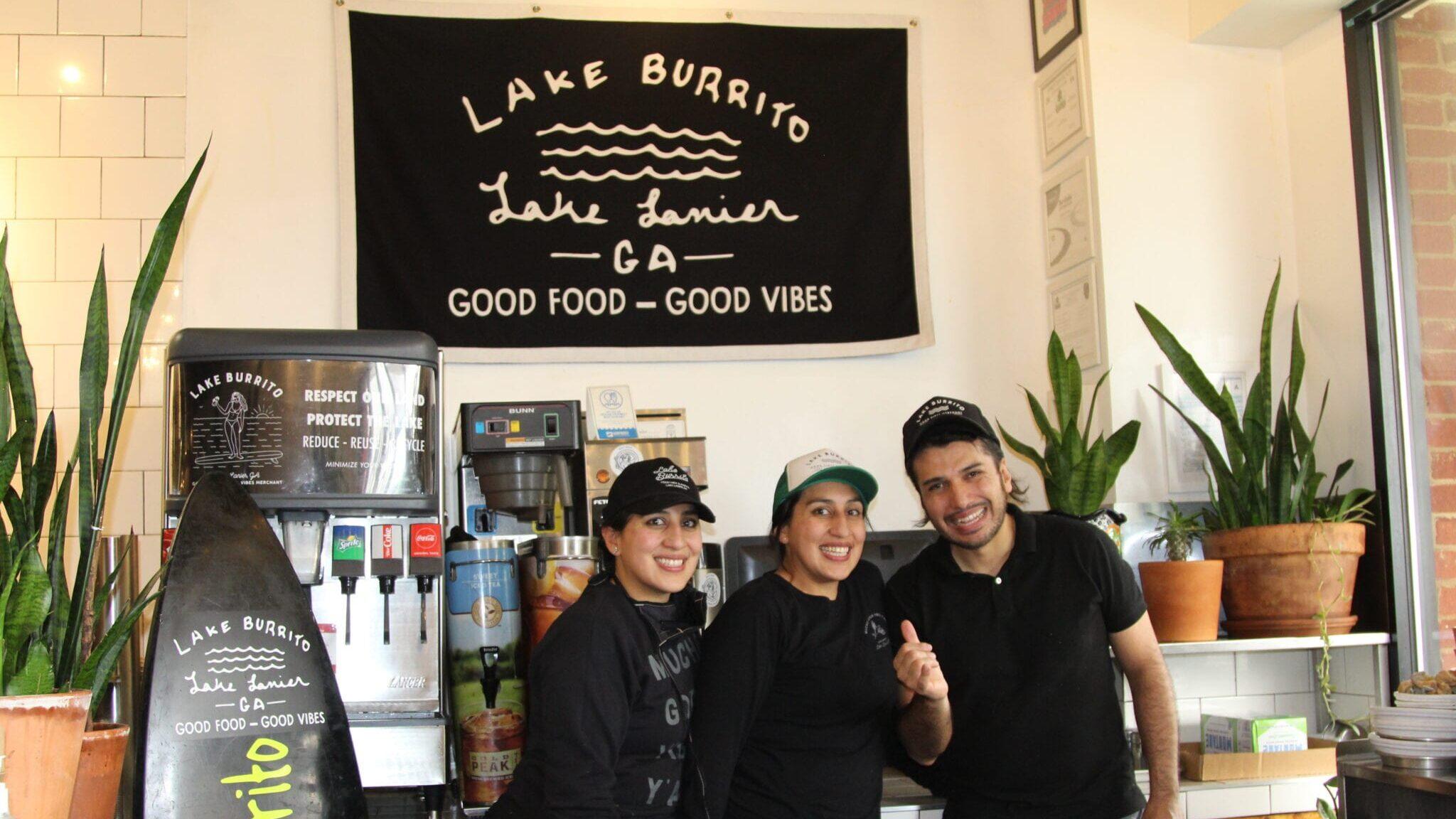 Receta exitosa para negocio de burritos