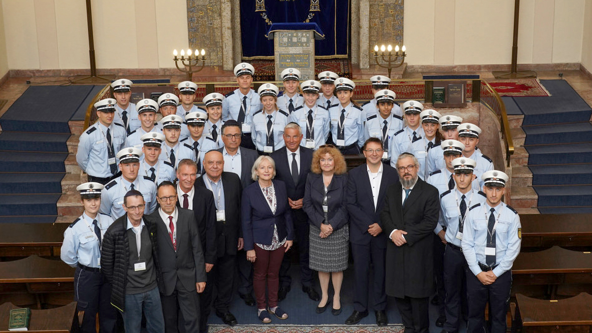 Germany Becomes Third Country In World To Employ Rabbis In Police - Zenger News