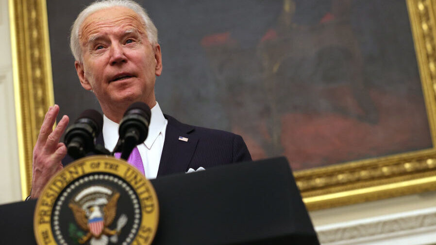 In Wake Of Capitol Riot, Biden Pushes For Stronger Domestic Terrorism Laws