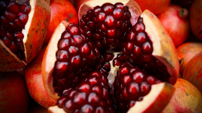 Granada, una fruta que encanta a México