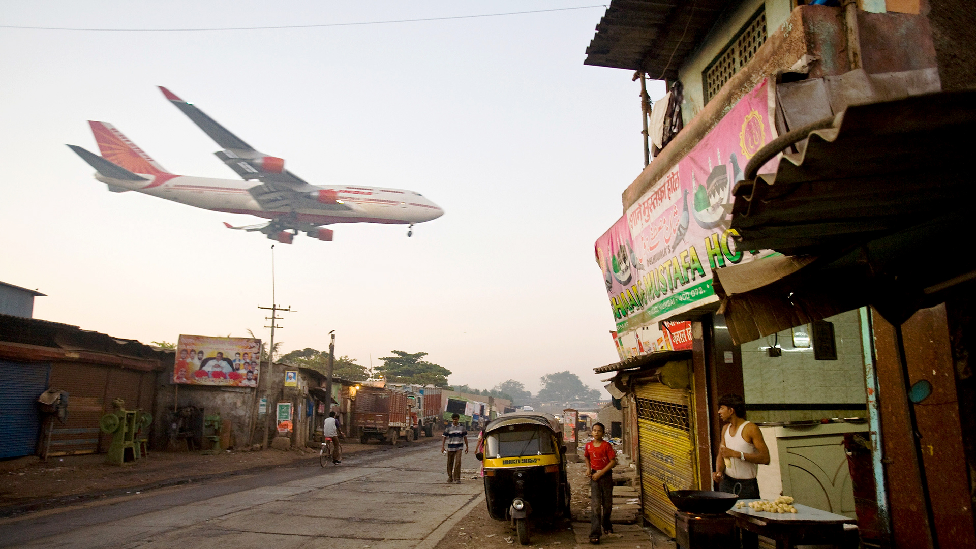 Air India Flying New Routes In Turbulent Times