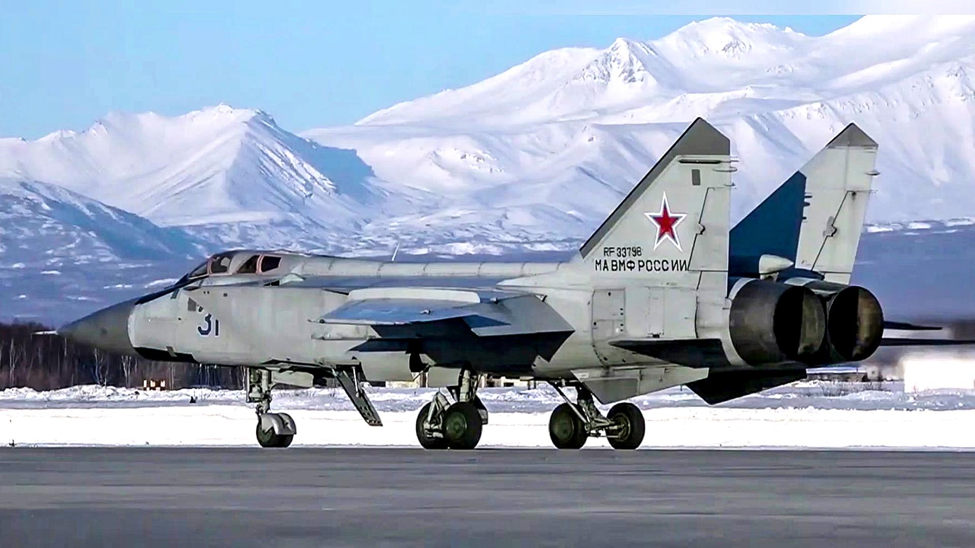VIDEO: Putin's Top Gun MiG Fighter Destroys 'Enemy' In Aerial Battle