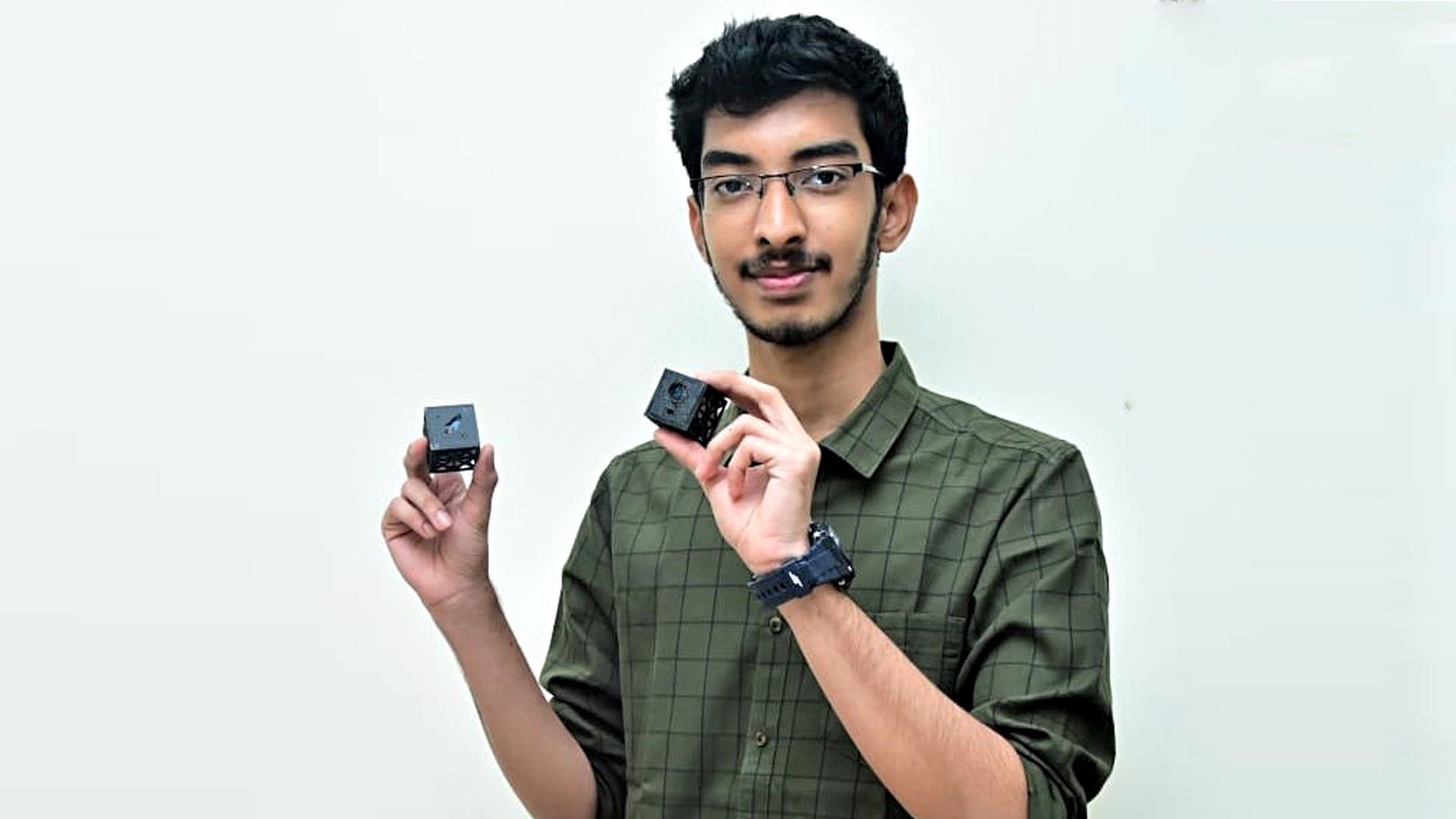 One Small Step: Teen Student's Tiny Femto Satellite Chosen by NASA