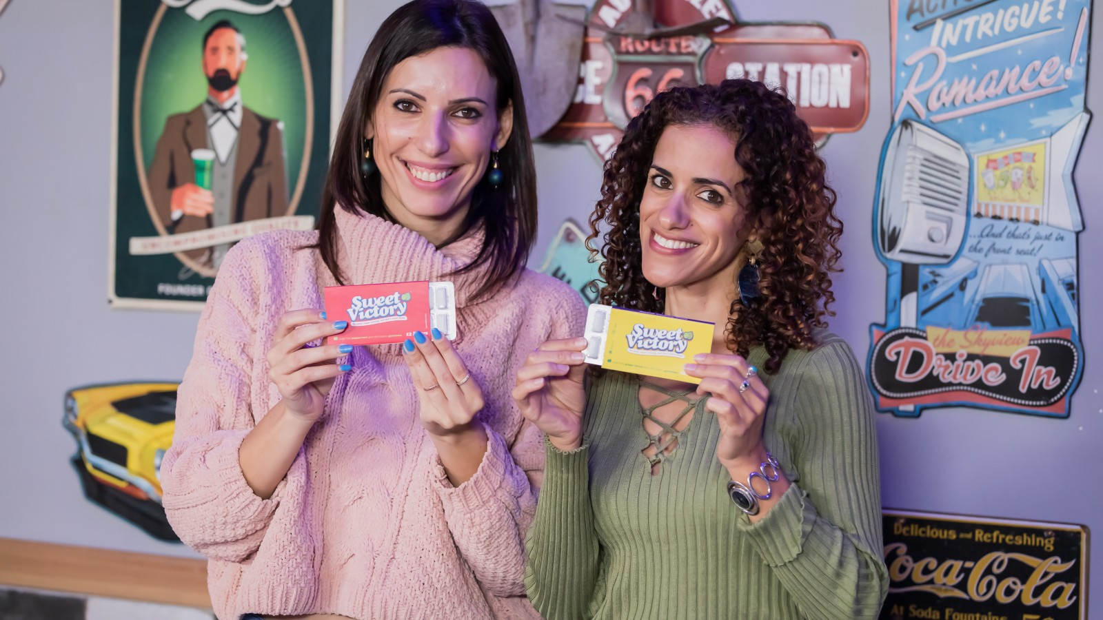Sweet: New Chewing Gum Turns Users Off Sugary Treats