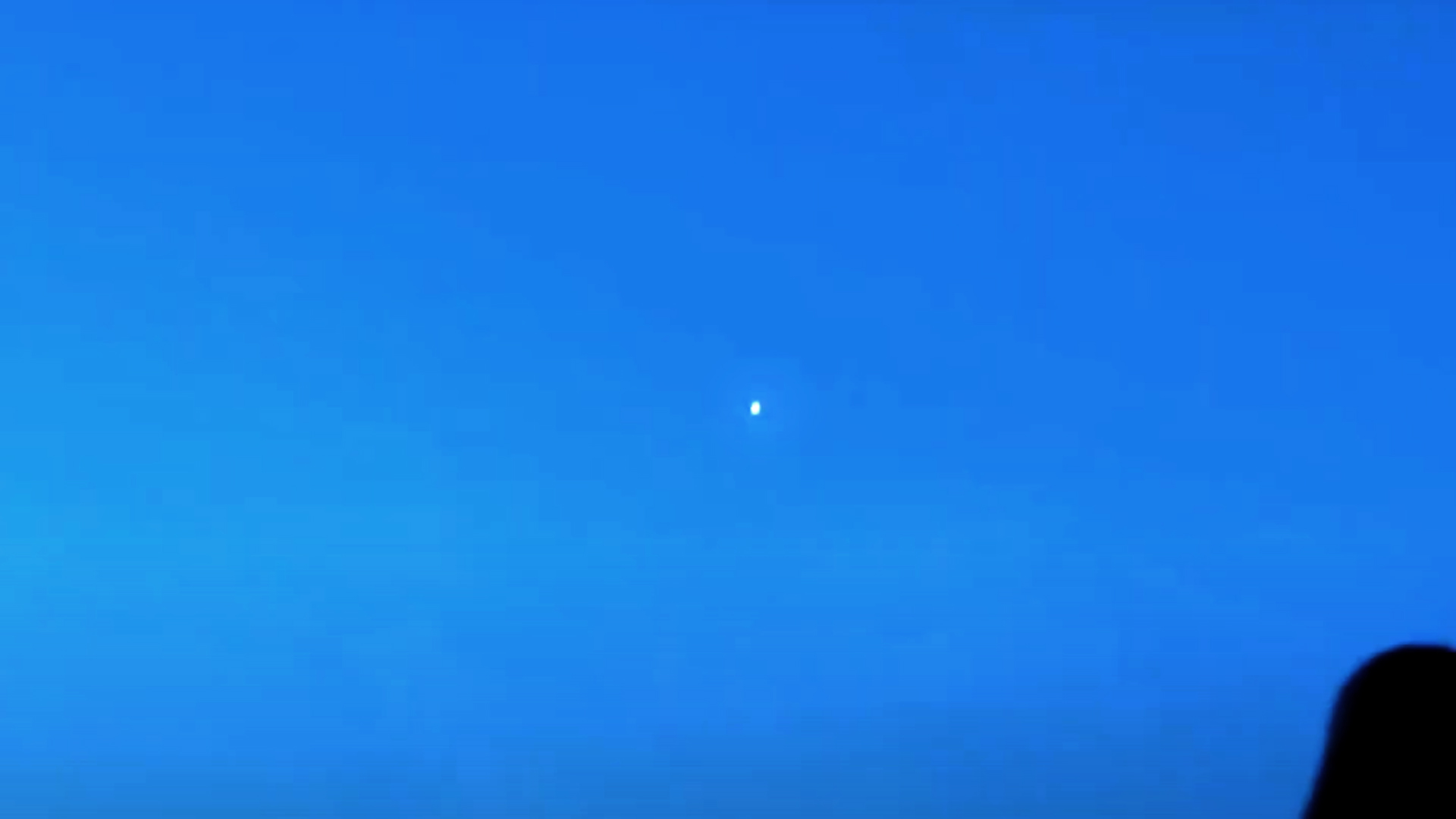 Bling In The Sky: Pakistani Pilots Catch Sight Of Bright, Shiny Object