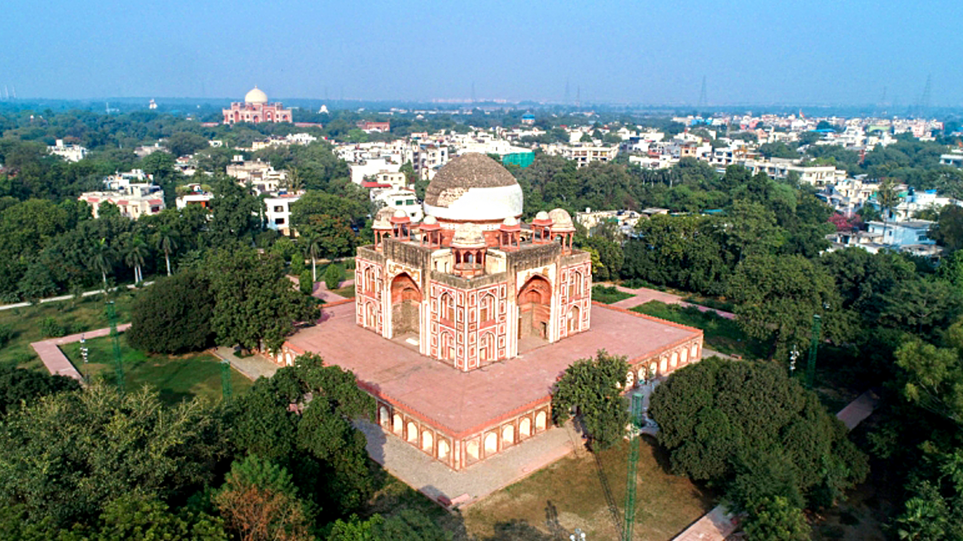 Tomb Savers: The Monument To Lost Love Built Decades Before The Taj Mahal
