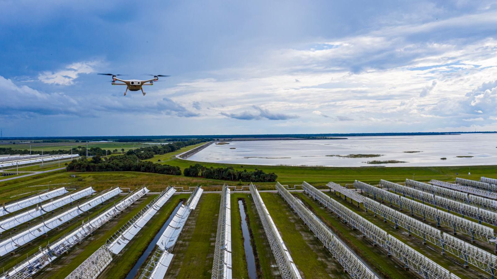 Tech To Rescue: Drones Help Repair Power Grids After Florida Hurricanes