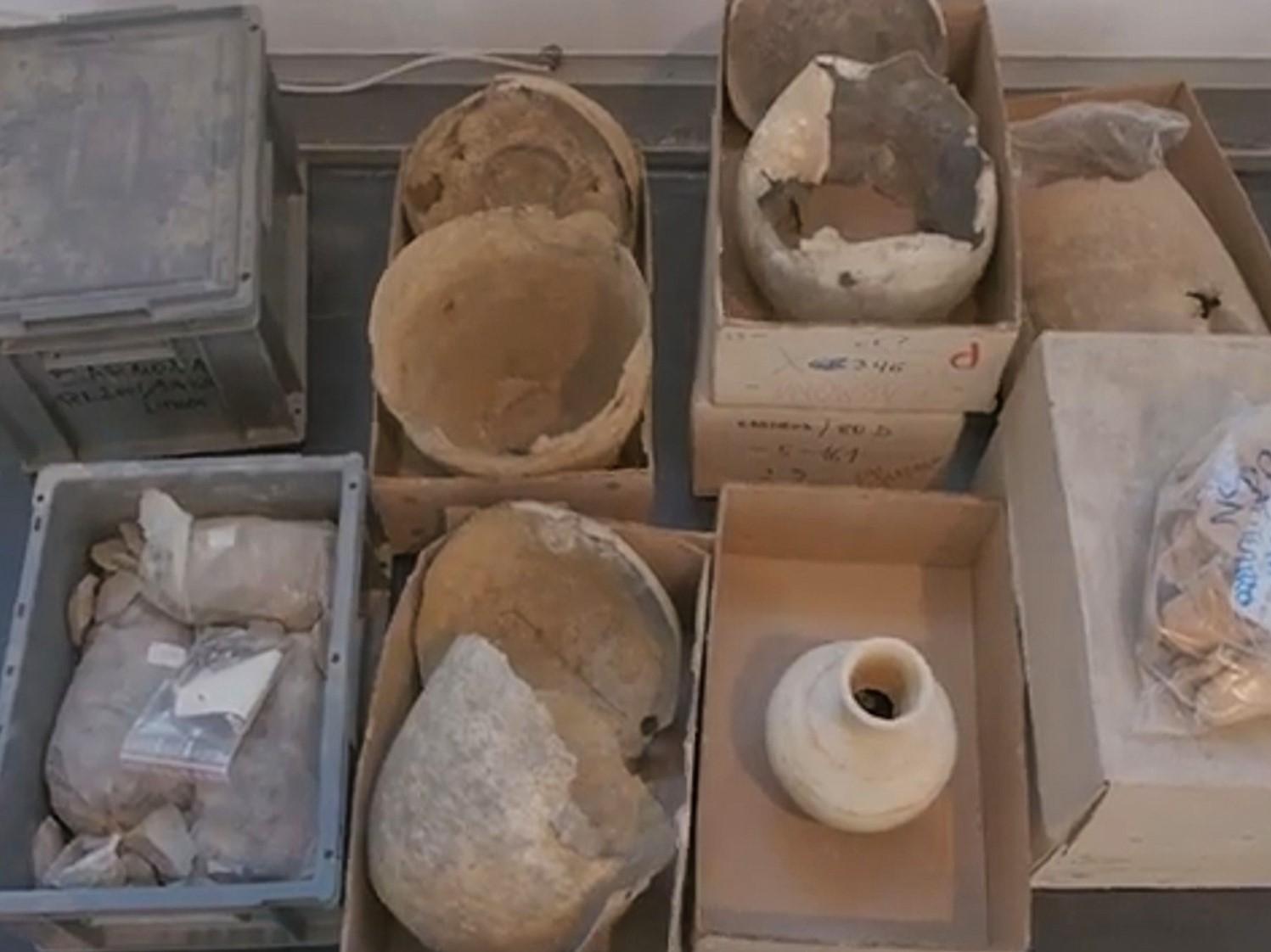 Fan-Tastic Find: Largest Ever Ivory Roman Fan Found in Tomb