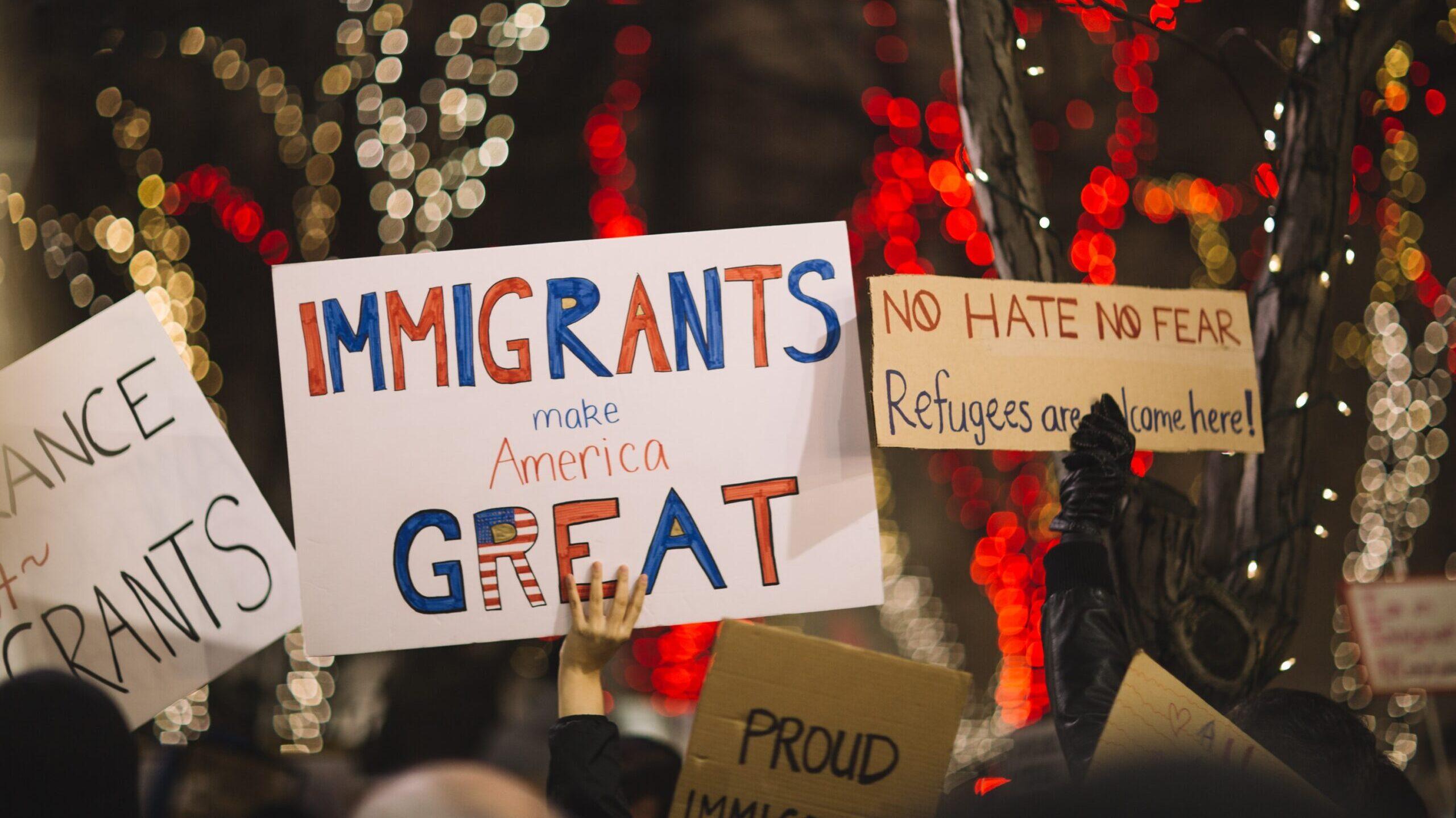 Íconos de la música respaldan la reforma migratoria