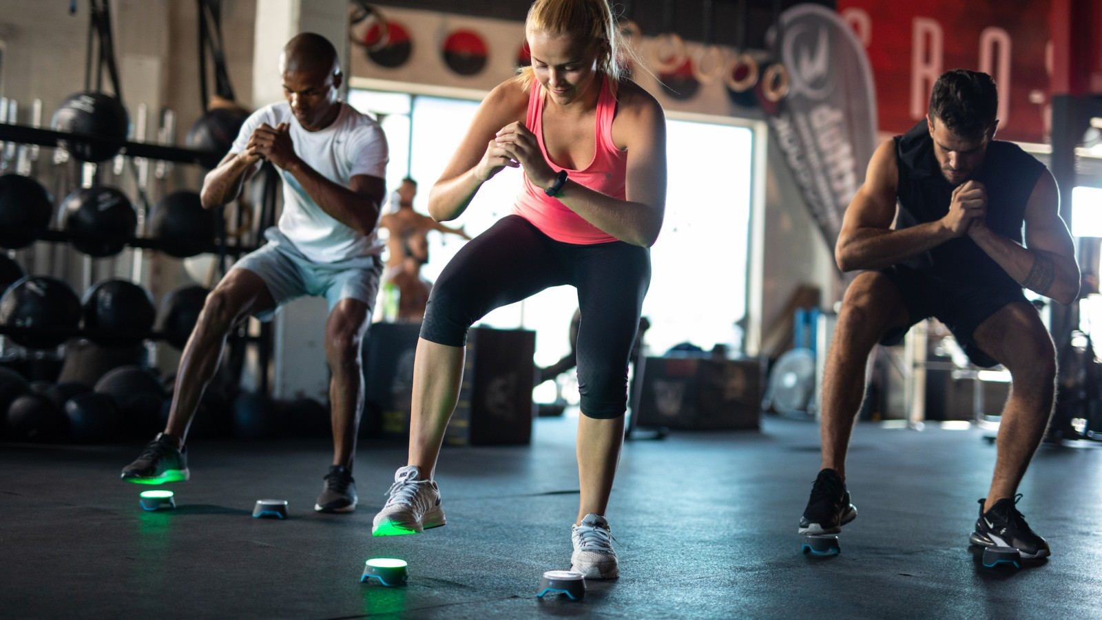 Light Workout: High-Tech Way To Brighten Up Exercise Routines