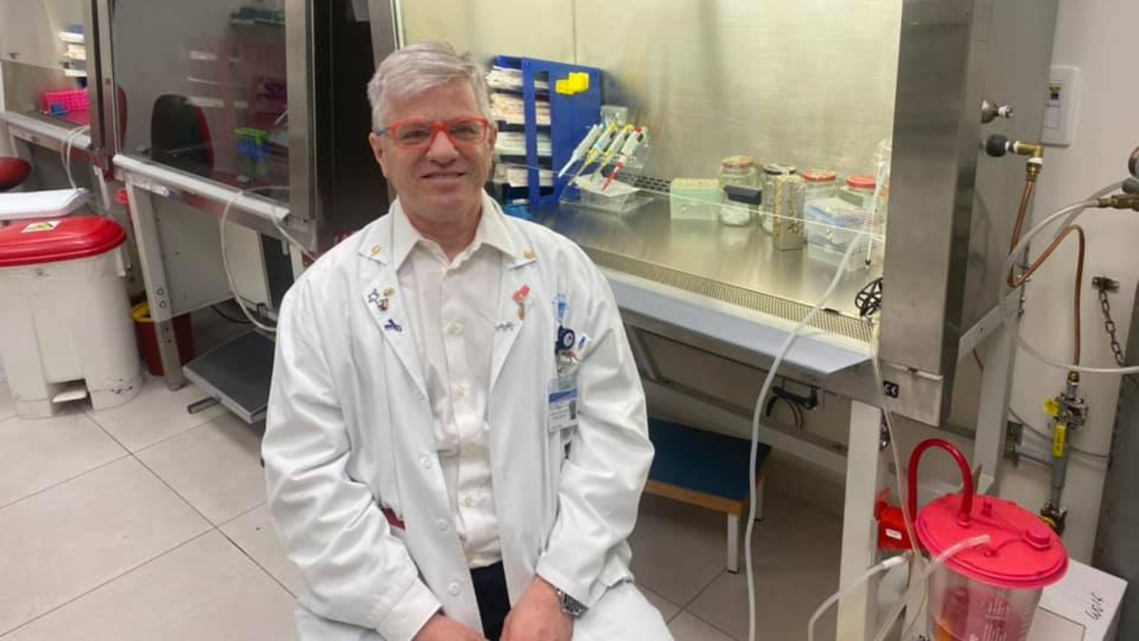 'Cure' Joy: Experimental COVID Therapy Yields 100 Percent Recovery Rate In Trials