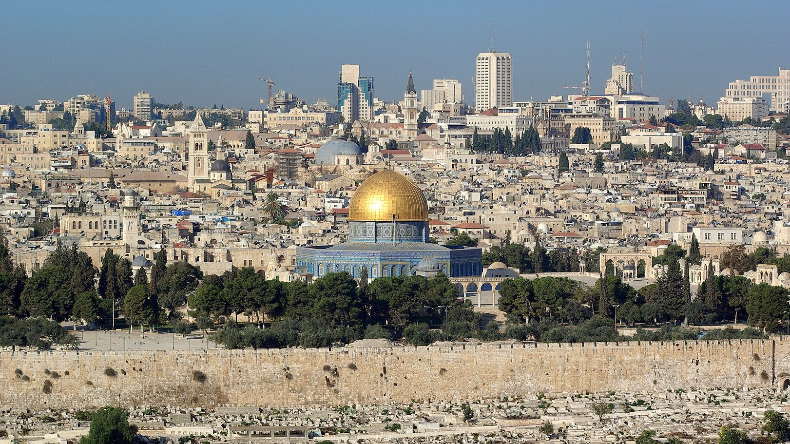 Top 10 Sites And Sights In Jerusalem