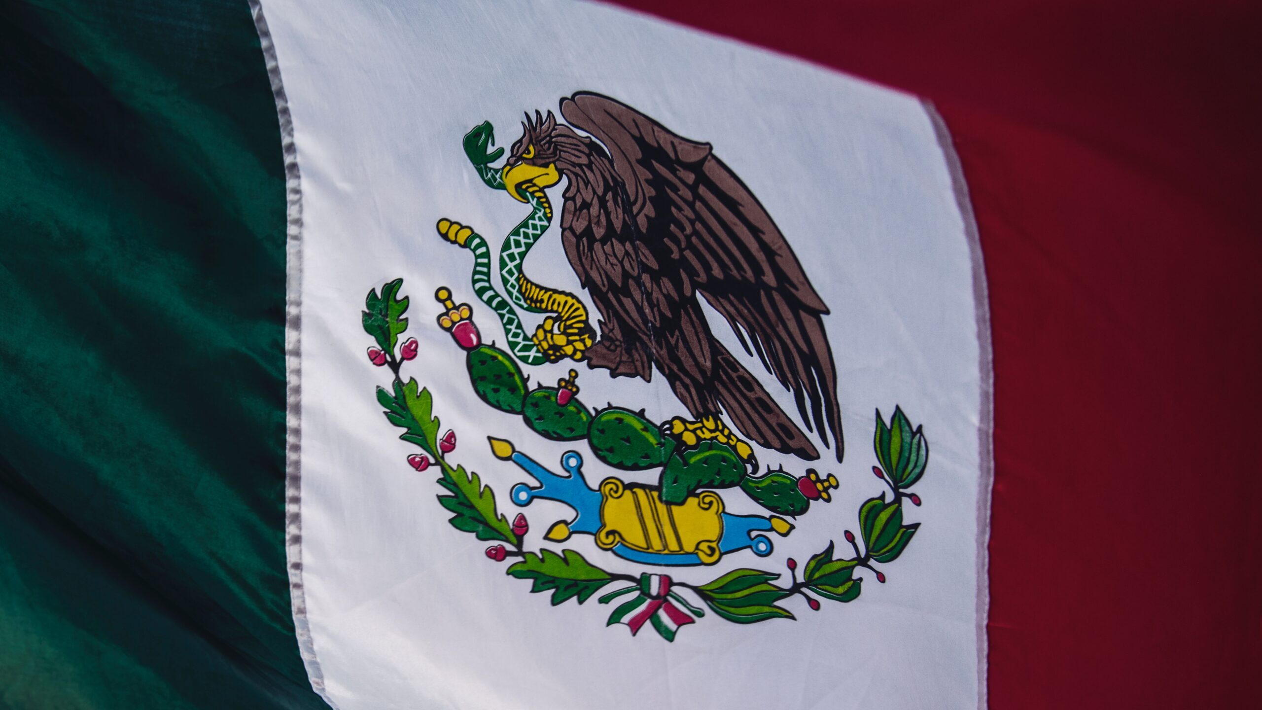 The Eagle Has Landed: The Symbol Personifies The Spirit Of Mexico
