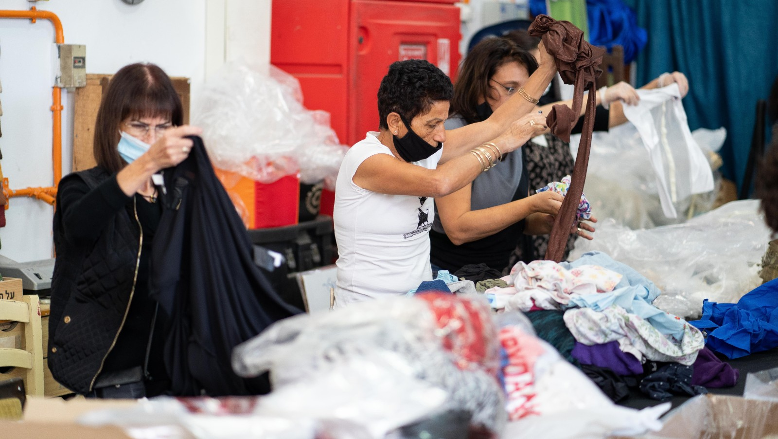 Height Of Trashion: Giving Recycled Clothes A Green Makeover