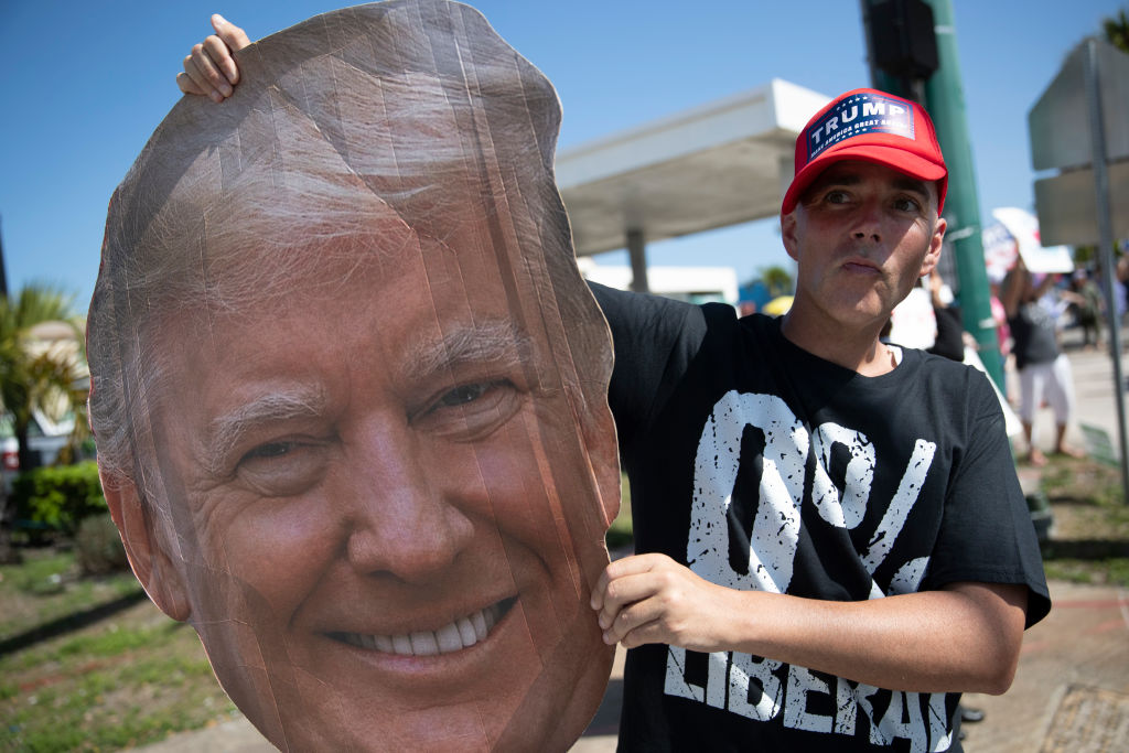 Out Of Office, Trump Remains The Driving Force In The Republican Party
