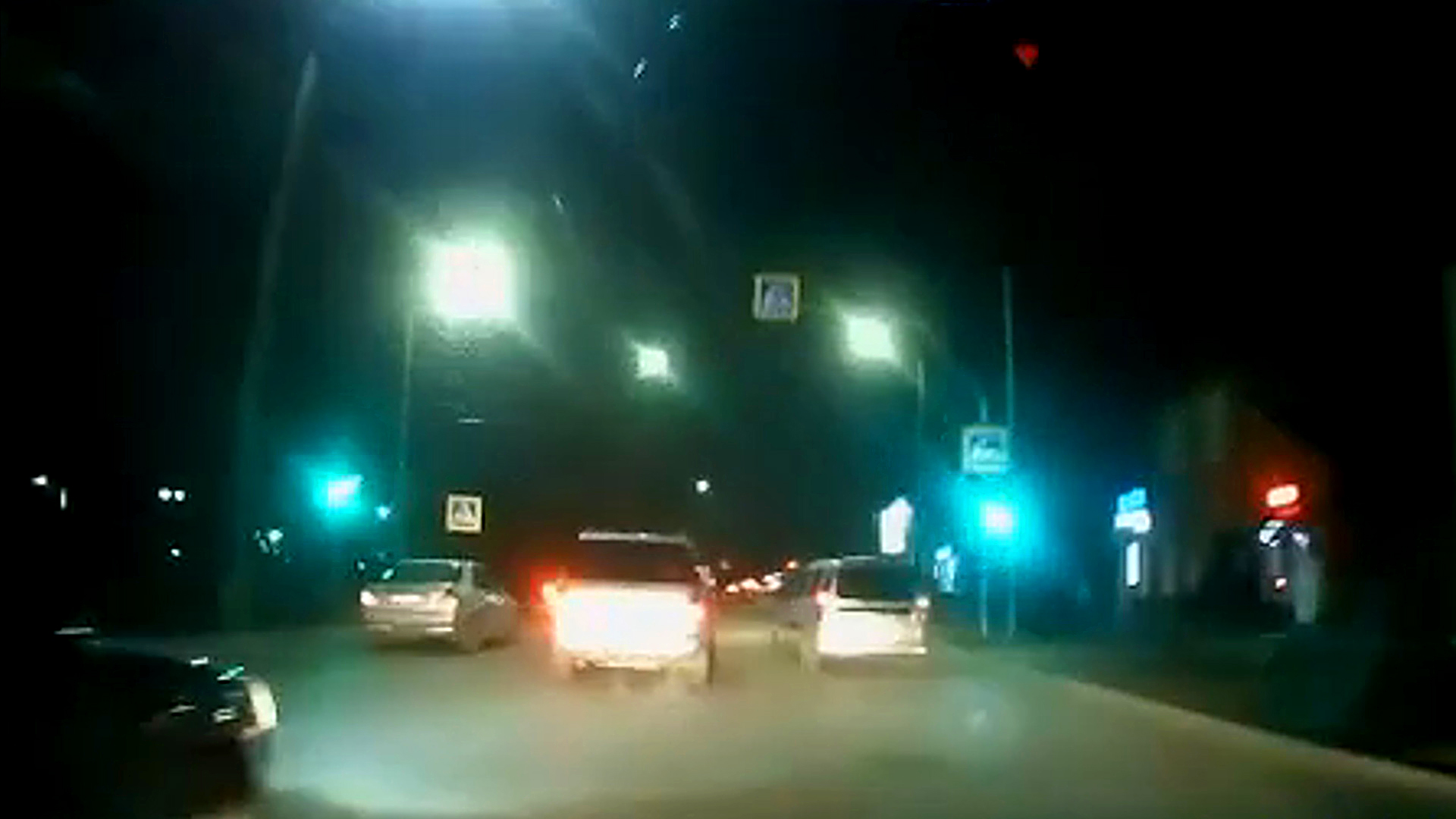 VIDEO: Drunk Driver Arrested After Dangerous Chase In Russia