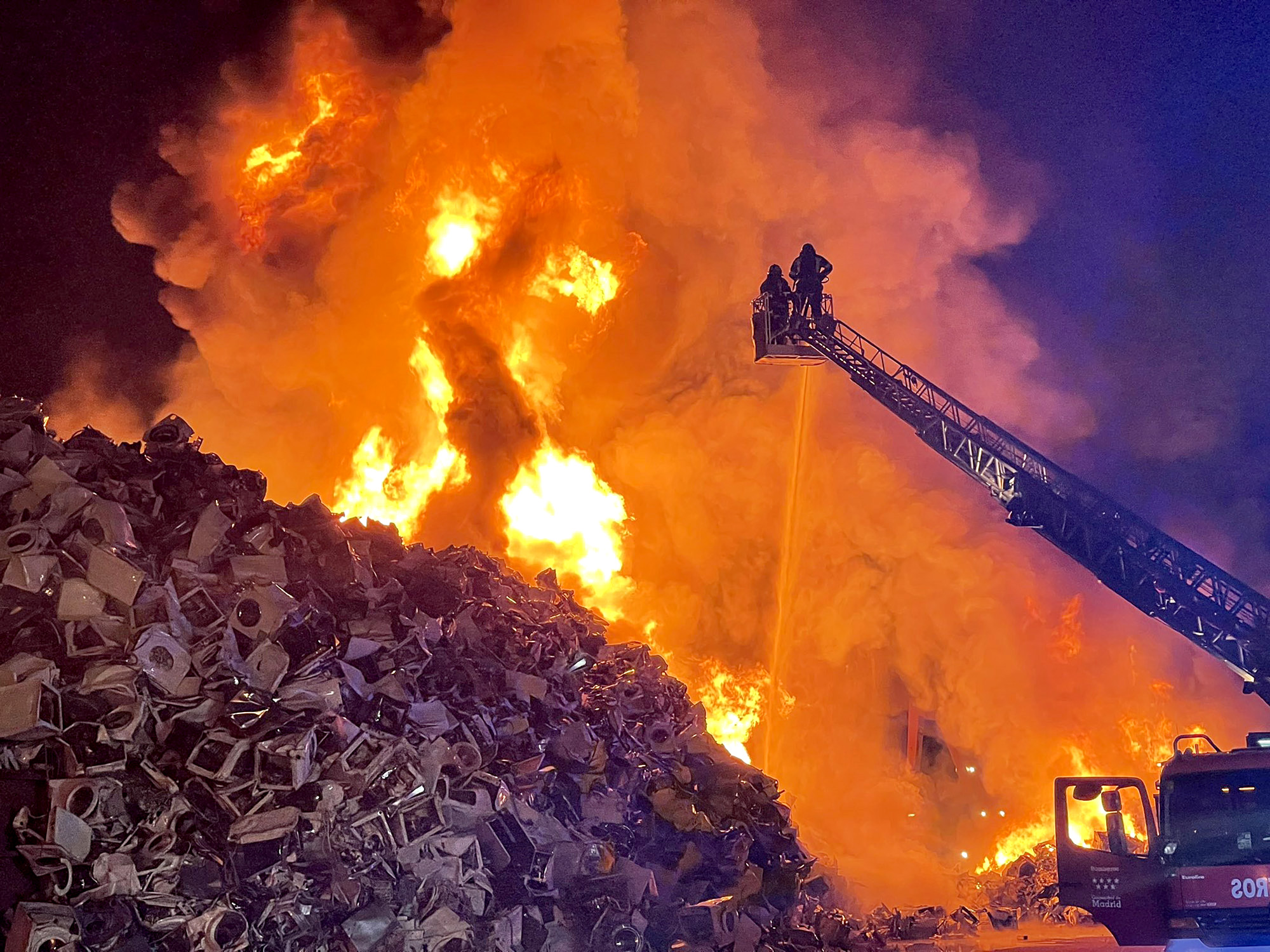 VIDEO: They're Toast: Hundreds Of Kitchen Gadgets Go Up In Inferno