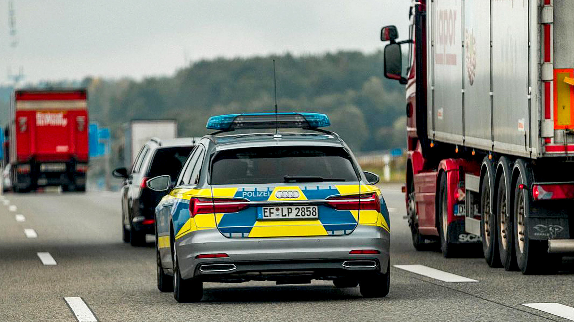 Way To No: Cops Seize Motorist Who Blamed SatNav For Driving On Wrong Side Of The Motorway