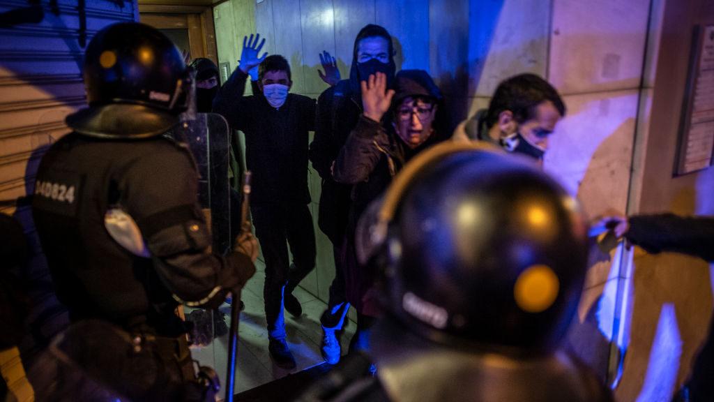 Legal Twist: Spain Stops Jailing Citizens For Free Speech